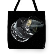 An Artists Concept Of The Planck Tote Bag by Stocktrek Images