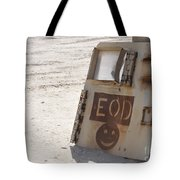 An Explosive Ordnance Disposal Logo Tote Bag by Stocktrek Images