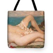 An Idyll Tote Bag by Rupert Charles Wolston Bunny