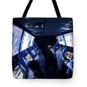 An Interactive Display Room Tote Bag by Stocktrek Images