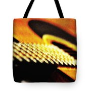 An Old Friend Tote Bag by Bill Cannon