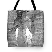 Ancient Egypt: Music Tote Bag by Granger