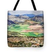 Andalucia Countryside Tote Bag by Artur Bogacki