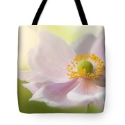 Anemone Haze Tote Bag by Jacky Parker
