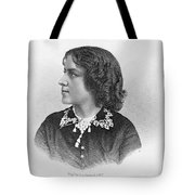 Anna Elizabeth Dickinson Tote Bag by Granger