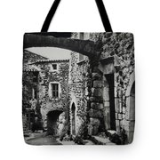 Another Residence In Childhood Alba France Ardeche Tote Bag by Colette V Hera  Guggenheim