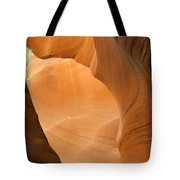 Antelope Canyon - Another World Tote Bag by Christine Till