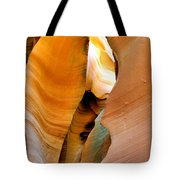 Antelope Canyon - Nature's Extravaganza Tote Bag by Christine Till