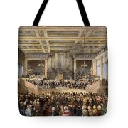 ANTI-SLAVERY CONVENTION Tote Bag by Granger