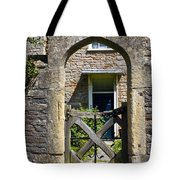 Antique Brick Archway Tote Bag by Heiko Koehrer-Wagner
