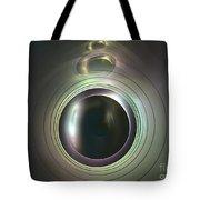 Aperture Tote Bag by Kim Sy Ok