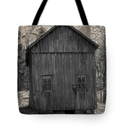 Appalachian Homestead Tote Bag by John Stephens