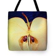 Apple Tote Bag by Skip Hunt