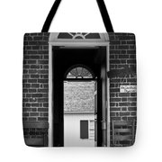 Arched Doors Appomattox Virginia Tote Bag by Teresa Mucha