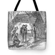 Arkansas: Hot Springs, 1878 Tote Bag by Granger