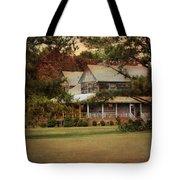 As Evening Falls Tote Bag by Jai Johnson