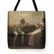 'As You Like It' Tote Bag by Charles C Seton