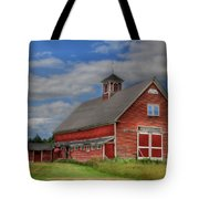 Atco Farms - 1920 Tote Bag by Lori Deiter