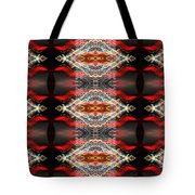 Atlantic City Lights Tote Bag by Glennis Siverson