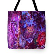 Attraction Tote Bag by Natalie Holland