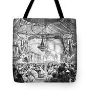 August Belmont (1816-1890) Tote Bag by Granger