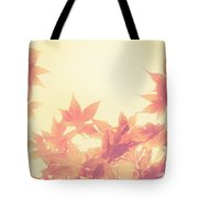 Autumn Sky Tote Bag by Amy Tyler
