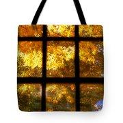 Autumn Window 2 Tote Bag by Joann Vitali