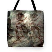 Awaken Your Mind Tote Bag by Linda Sannuti