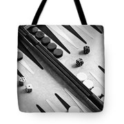 Backgammon Tote Bag by Joana Kruse