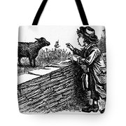 Bah, Bah, Black Sheep Tote Bag by Granger