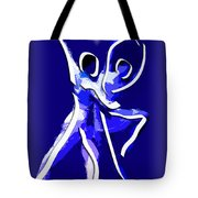 Ballet Tote Bag by Stephen Younts