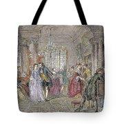 Ballroom, 1760 Tote Bag by Granger