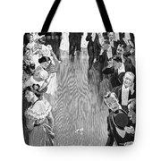 Ballroom, C1900 Tote Bag by Granger