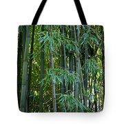 Bamboo Tree Tote Bag by Athena Mckinzie