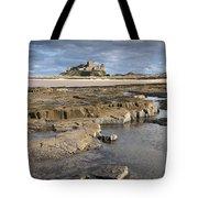 Bamburgh, Northumberland, England Tote Bag by John Short