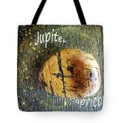 Barack Obama Jupiter Tote Bag by Augusta Stylianou