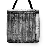 Barn Door Tote Bag by Nomad Art And  Design