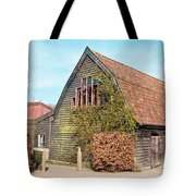 Barn Tote Bag by Tom Gowanlock