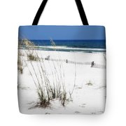 Beach No. 5 Tote Bag by Toni Hopper