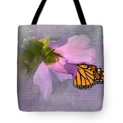 Beautiful In Pink Tote Bag by Betty LaRue