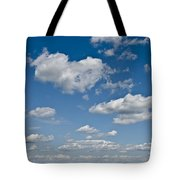 Beautiful Skies Tote Bag by Bill Cannon