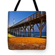 Before The Sun Tote Bag by Betsy Knapp