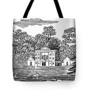 BEWICK: LANDSCAPE Tote Bag by Granger