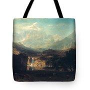 BIERSTADT: ROCKIES Tote Bag by Granger