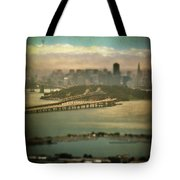 Big City Dreams Tote Bag by Laurie Search