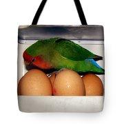 Big Ideas Tote Bag by Terri  Waters