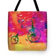 Bike 1a Tote Bag by Mauro Celotti