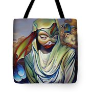 Binky's Mistress Tote Bag by Patrick Anthony Pierson