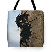 Black Widow Spider Art Tote Bag by Karon Melillo DeVega