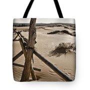 Bleak Tote Bag by Heather Applegate